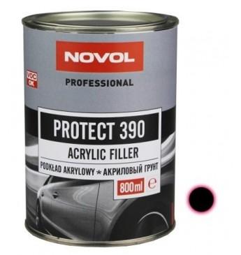 PROTECT 390 4+1 HS juodas 0.8L