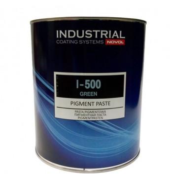 Pigmentas I-500 Green 3.5 l