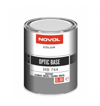 OPTIC BASE MB 744 0.8L sidabrinė