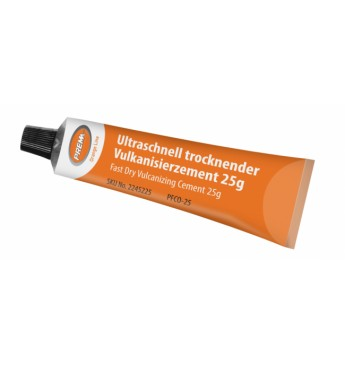 Vulkanizavimo skystis Cement Orange PREMA, 25ml