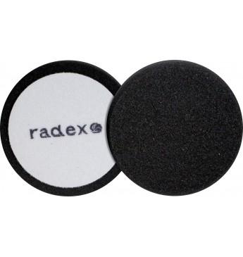Poliravimo kempinė juoda 150mm RADEX