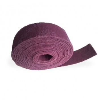 Scotch-brite rulonas violetinis VF 115mm x 10m RADEX