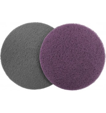Scotch-brite diskas violetinis VF Ø150mm RADEX (10 vnt.)