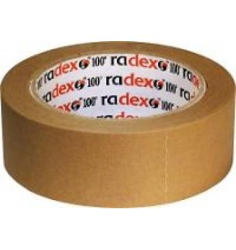 Maskavimo juosta ruda 50mm, 100°C RADEX