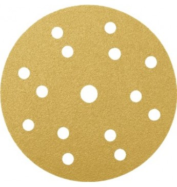 GOLD diskas P240 150mm 15sk., 1x100