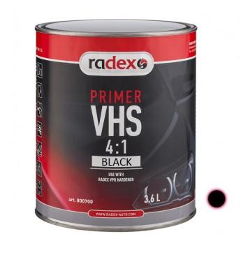 VHS gruntas 4:1 (juodas) 3.6L RADEX