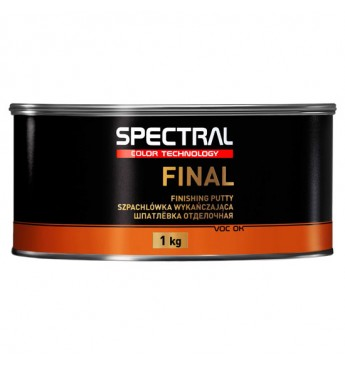 Glaistas užbaigimui Spectral FINAL 1kg