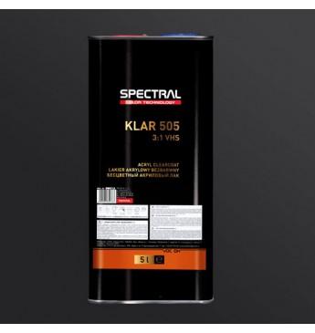 Akrilinis lakas KLAR 505 VHS 3:1 5 l