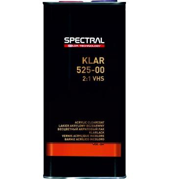 Akrilinis lakas KLAR 525-00 VHS 2:1 5 l