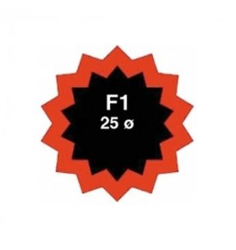 Lopas dviračių kameroms F1