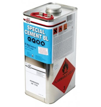 Special cement BL 4 kg