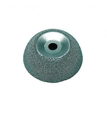 Sidabrinis pašiaušiantis diskas SSG-230 ø63, 1mm