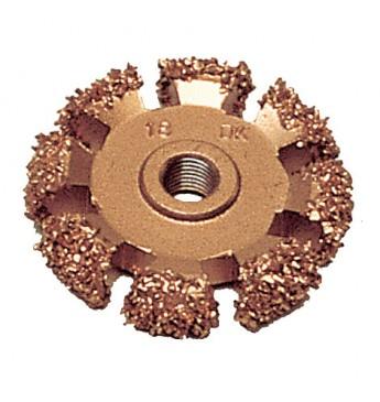 Varinis pašiaušiantis diskas ø50x10 K18