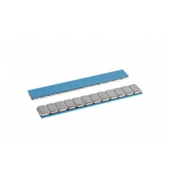 Klijuojami svareliai 12x5g 1x100 metaliniai, blizgantys