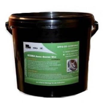 Montavimo pasta ECORA, juoda 5kg