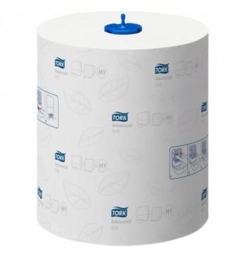 Popieriniai rankšluosčiai TORK Advanced H1 balti, 2 sl., 150m, 612 servetėlių