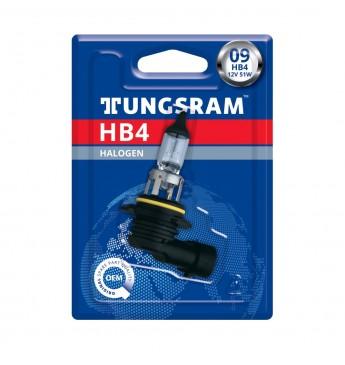Lemputė HB4 12V 51W P22d BL1vnt. TUNGSRAM 53070U 18267