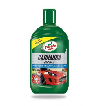 Vaškas Carnauba Turtle Wax®, 500ml