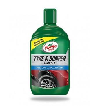 Padangų ir bamperių gelis Turtle Wax® 500ml