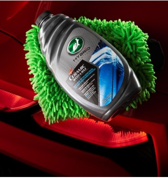 Šampūnas Ceramic Wash & Wax Turtle Wax, 1.42 L