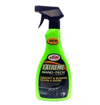 Panelės ir bamperių valiklis Extreme Turtle Wax® 500ml