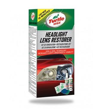 RINKINYS automobilių žibintų atnaujinimui Turtle Wax®