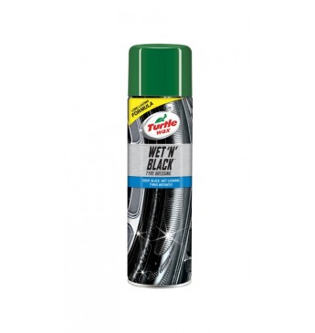 Padangų ir bamperių gaiviklis, aerozolis, Turtle Wax® 500 ml