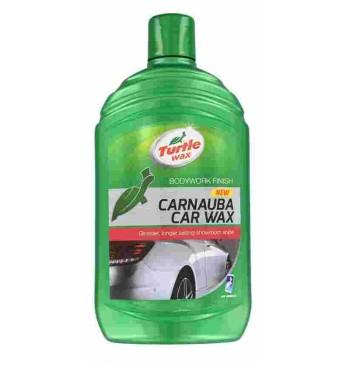 Vaškas Carnauba GL 500ml. Turtle wax, Green line