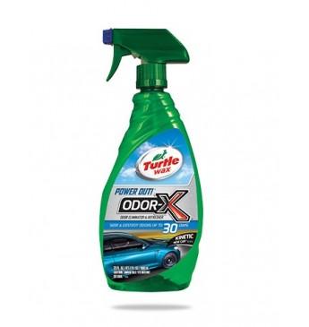 Kvapus pašalinanti priemonė Turtle Wax® su ODOR-X technologija 500ml