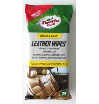 Odos valymo servetėlės Turtle Wax®, 25vnt