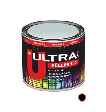 Gruntas FÜLLER 100 juodas 0.4L