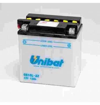 Akumuliatorius Unibat 12V 11AH 160A 135x90x145mm