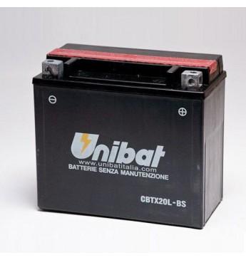 Akumuliatorius Unibat 12V 18AH -+ 270A 175x87x155mm