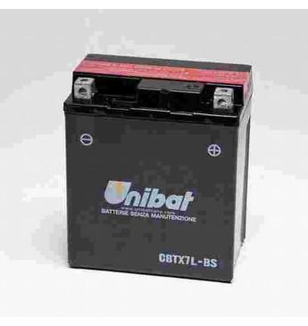 Akumuliatorius Unibat 12V 6AH 85A 114x71x131mm