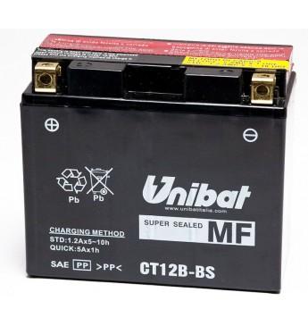 Akumuliatorius Unibat 12V 11AH 180A 151x70x130mm