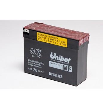 #Akumuliatorius Unibat 12V 2AH 40A 113x38x86mm