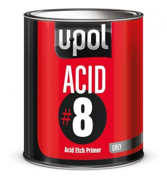 Rūgštinis gruntas ACID 1 l antikorozinis 1 vnt.