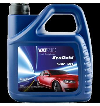 VatOil SynGold 5W-40 4L API SN/CF | 50011