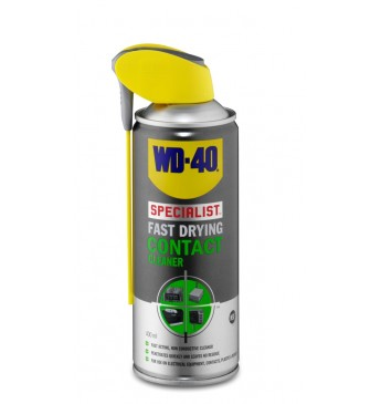 WD40 CONTACT CLEANER 400 ml, 1 vnt.