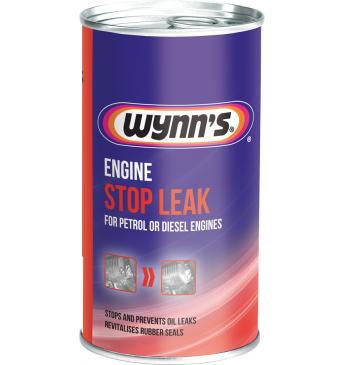 Alyvos priedas stabdantis nuotėkas 325 ml. Wynn's W50664